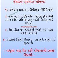 Ujala Gujarat LED Bulb
