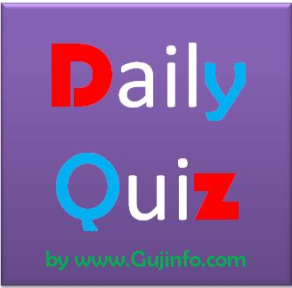 Daily Quiz General Knowledge Part 2