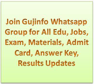 Join Gujinfo Whatsapp Group