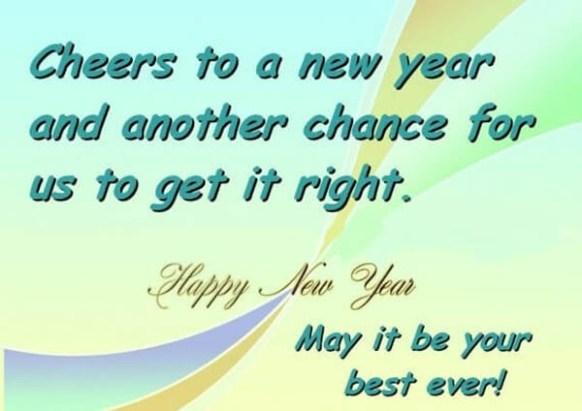 Happy New Year 2017 Quotes