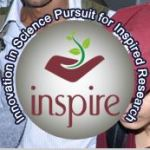 Inspire Award Registration 2017