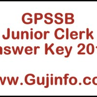 Junior Clerk Answer Key 2017 pdf
