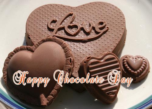 happy chocolate day images whatsapp