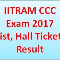 iitram ccc exam 2017
