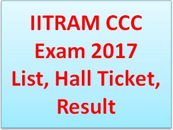 iitram ccc exam