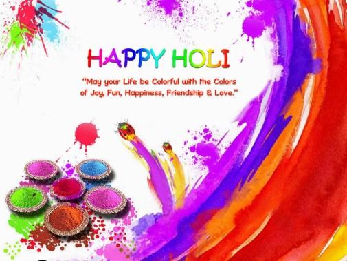 Happy Holi 2017 HD Images