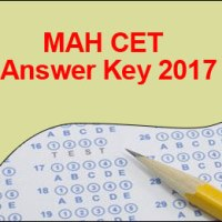 MAH CET Answer Key 2017