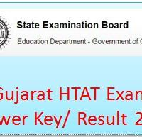 HTAT Answer Key 2017