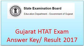 HTAT Answer Key 2017