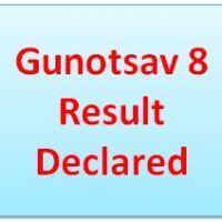 gunotsav 8 result