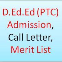 www.ptcgujarat.org Admission