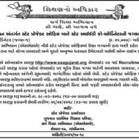 SSA Gujarat Recruitment 2018