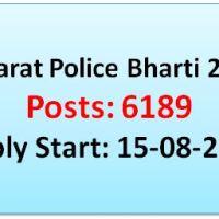 Gujarat Police Bharti 2018-19