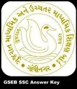 GSEB 10th SSC Answer Key 2019