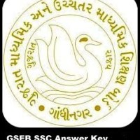 GSEB SSC 10th Answer Key 2019