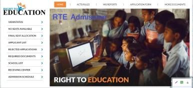 rte gujarat admission 2019