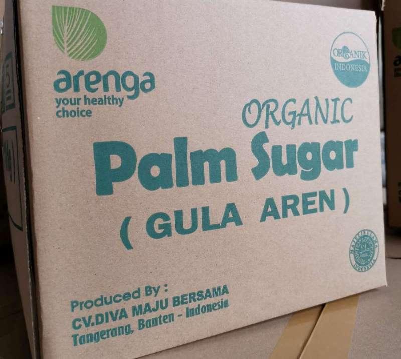Arenga sugar kemasan 10 kg