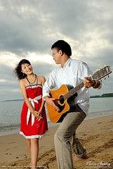 Image chanson amour romantique