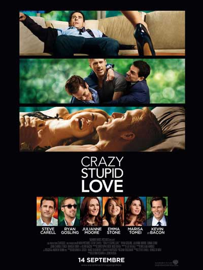 Affiche de Crazy Stupid Love