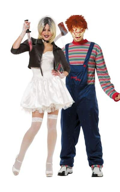 10 id es de costumes d 39 halloween pour couple - Deguisement couple halloween ...