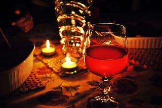 Diner Romantique - Table