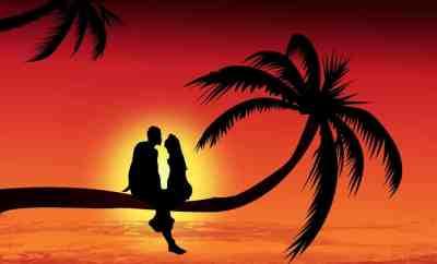 Amour sous le soleil