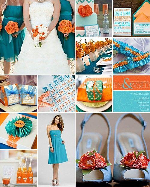 Un mariage en orange 2