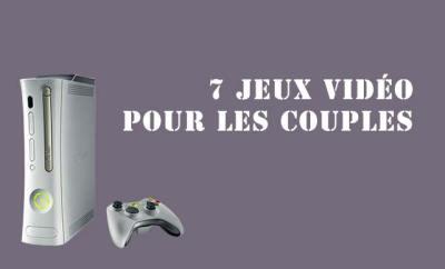 7 jeux vidéo pour les couples