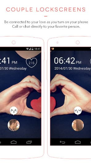 Top 10 Des Applications Pour Couple Gulamour