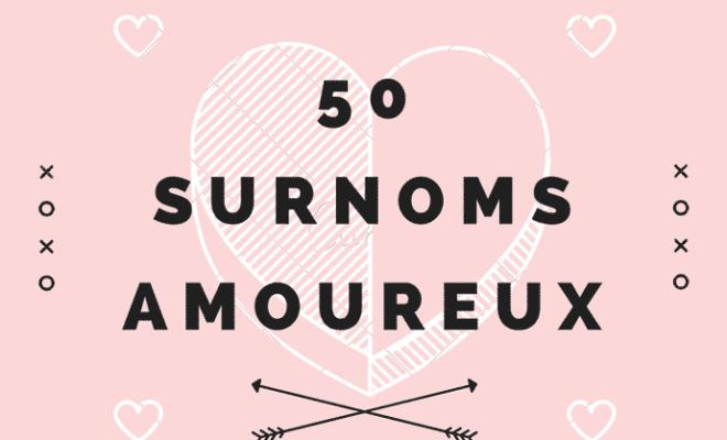 Surnom Mignon : Top 53 Des Surnoms Amoureux Les Plus Adorables