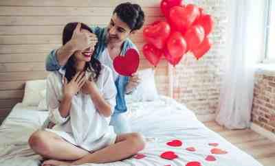 Cadeaux pour la Saint Valentin