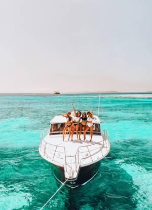 Soirées sur un yacht
