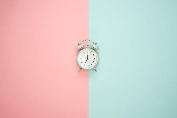 Le temps est important