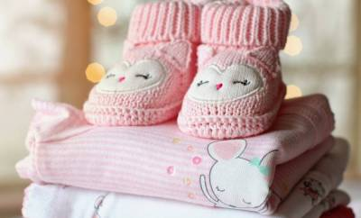 Cadeaux pour une baby shower