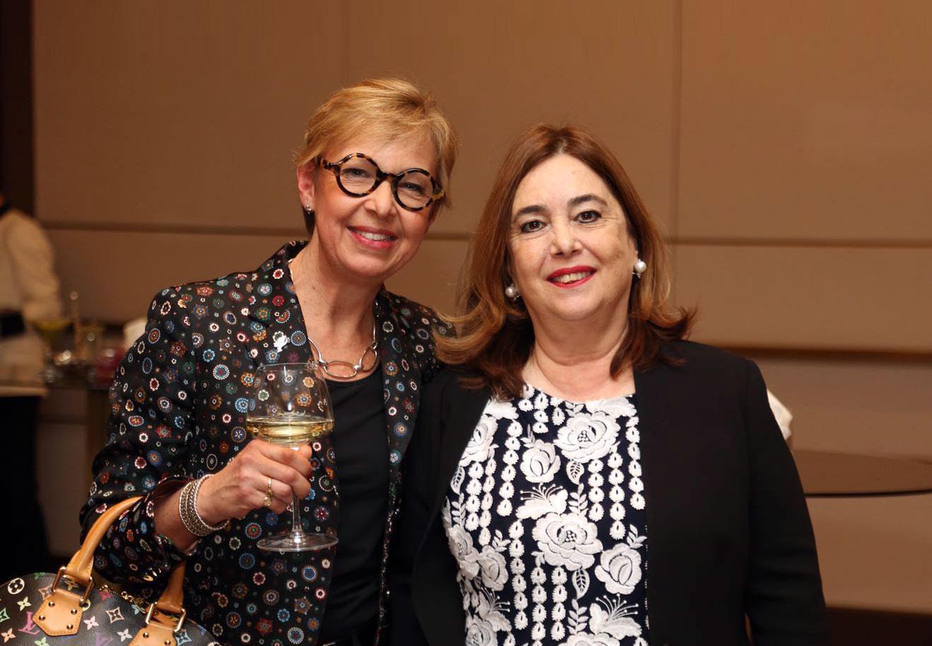Brenda Trenowden & Gulden Turktan - 30% Club