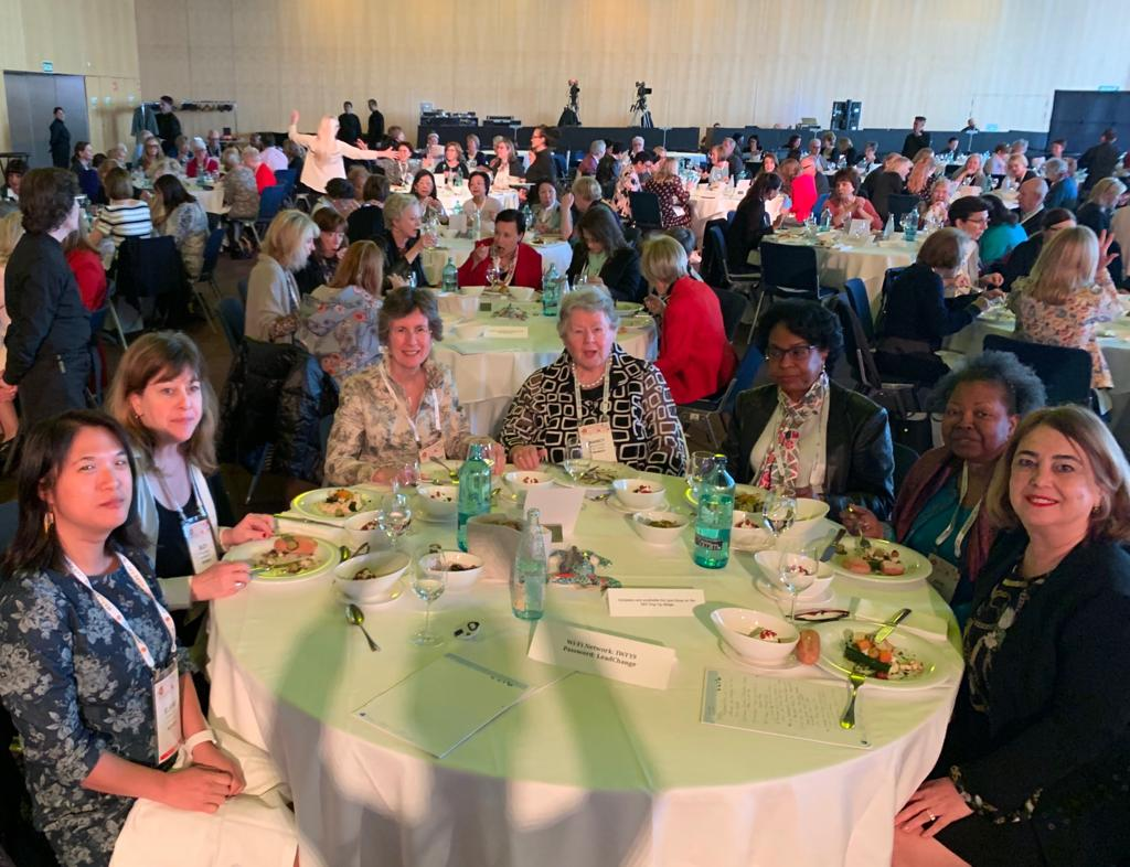 IWF - International Women Forum Conference in Barcelona
