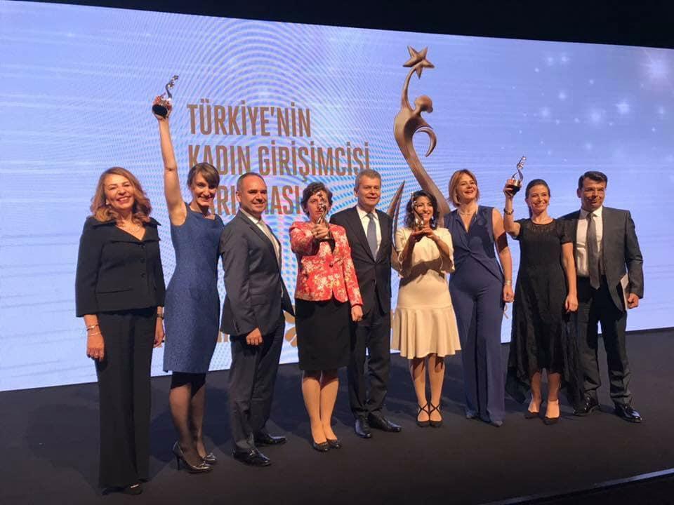 Türkiye'nin Kadın Girişimcisi Yarışması 2018 - Gurur Tablosu