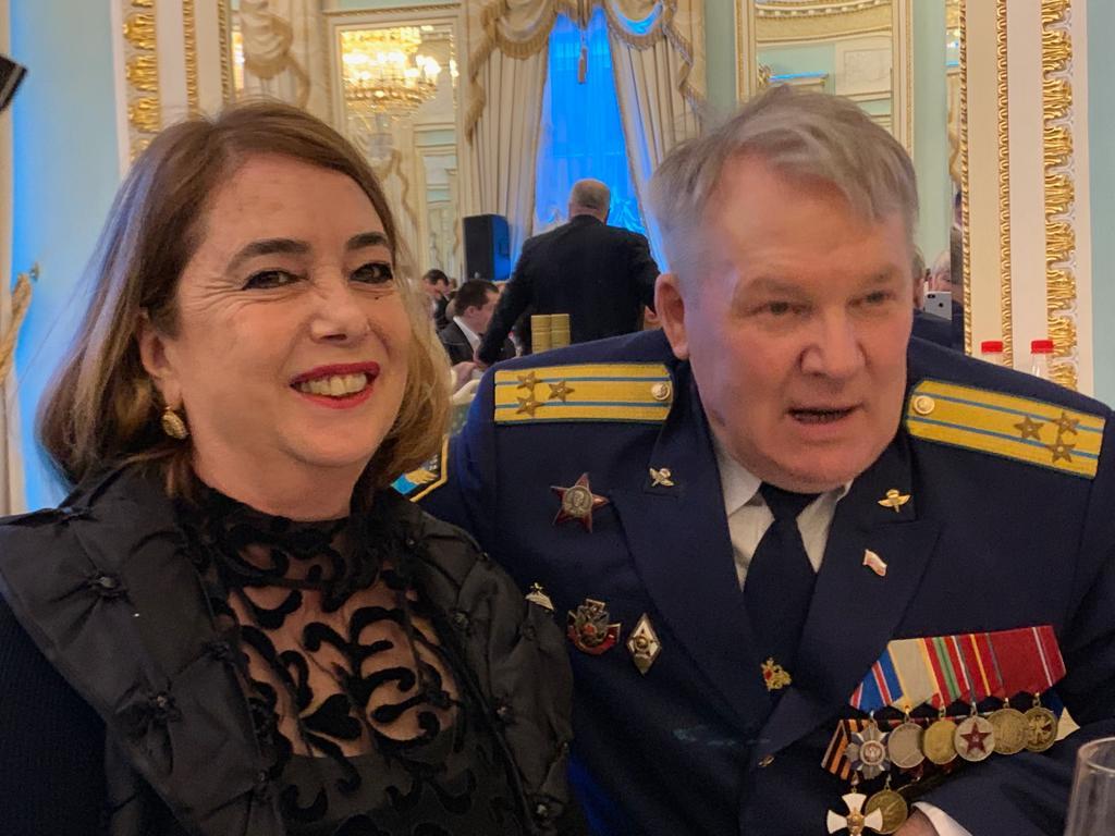 Ludvig Nobel Ödül Töreni ve St. Petersburg