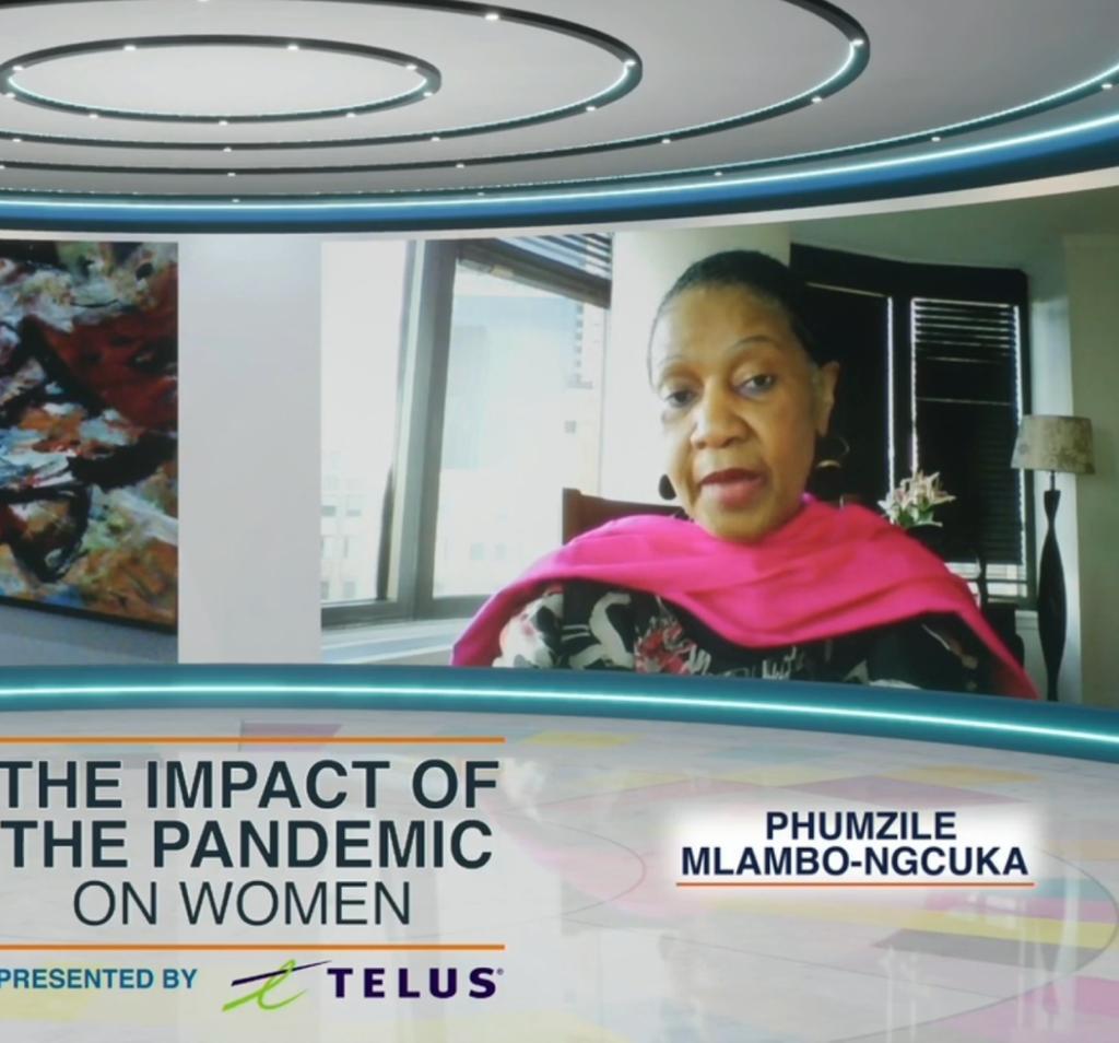 IWF Covidin Kadınlara Etkisi BM Kadınlar