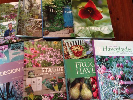Havebøger