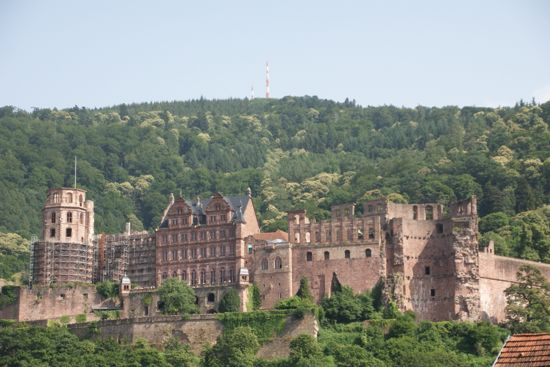 Byen Heidelberg
