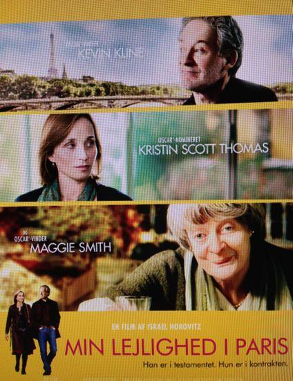 Filmen Min lejlighed i Paris