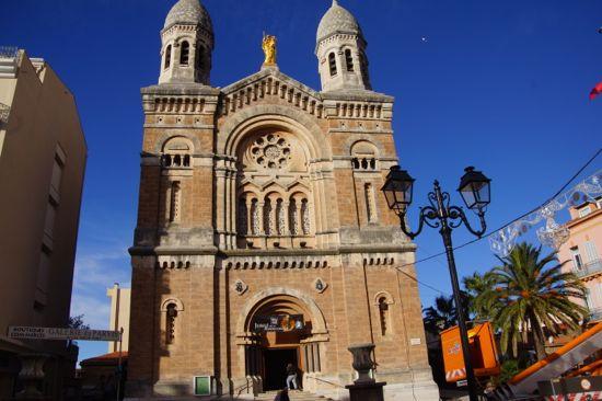 St. Raphael i Frankrig