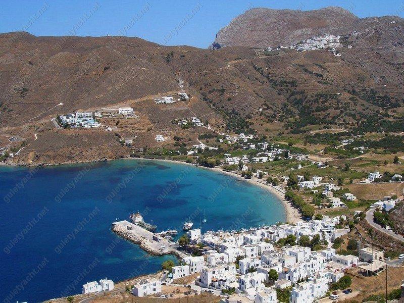 Amorgos Island Greece Greek Cyclades Islands