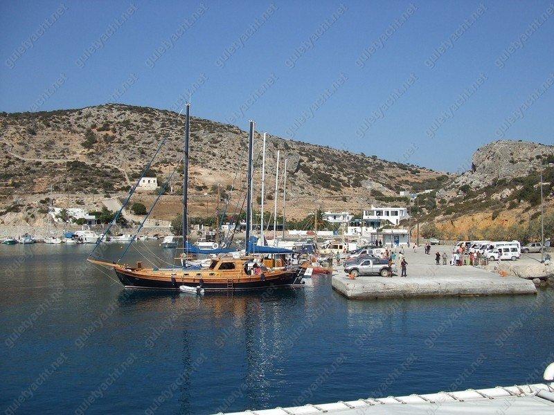 Schinoussa Island Greece Greek Cyclades Islands