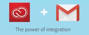 Gmail will allow file sharing directly from Adobe's cloud service