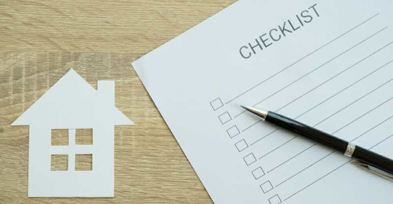 Apartment Checklist, Gulf Coast Inspections