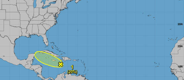 Tropical Update | Florence now a Tropical Depression; Remnants of Isaac Being Monitored for Redevelopment