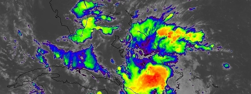 Invest 91L Tagged in Bahamas; Likely to Develop