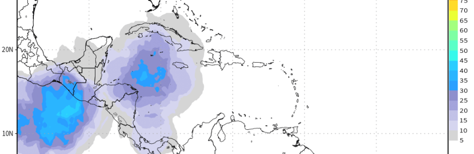 Tropical Update: West Caribbean Development Possible in 8 – 10 Days